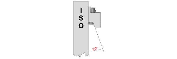 ISO Gabelzinken