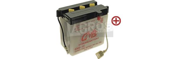 Batterien 6V