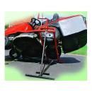 Hebevorrichtung Rasentraktor bis 410 kg