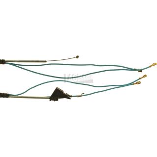 Fadenkopf passend für Husqvarna Freischneider Motorsense 232 R 232R