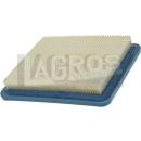 Waffelfilter B+S 399959 + 491588 blau
