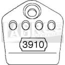 Messerhalter ESM  267 0840 332 2060 (332 2070)