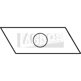 Vertikutiermesser für Iseki/Tielbürger