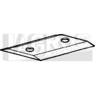Häckslermesser für Steinmax 7781 552