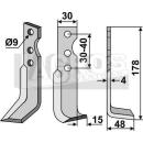 Schrägwinkelmesser 178x48 RS für Solo
