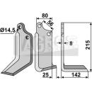 Winkelmesser 215x142 RS für Maschio 01110428