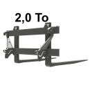 Vetter Komplettset ELI2 - 2,0 to incl Gabelzinken