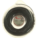 """Flexline """"Twister"""" 3.0mm x 45 m schwarz oval"""