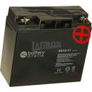 Batterie 12V-17Ah