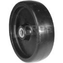 Kunststoff Rad 127 mm f.Bolens/Gilson/J.D.,/u.a.