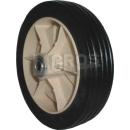Kunststoff Rad 175 mm f.Sabo